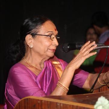 Guru Smt. Radha Sridhar