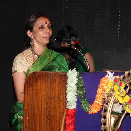 Smt. Sharmila Mukherjee