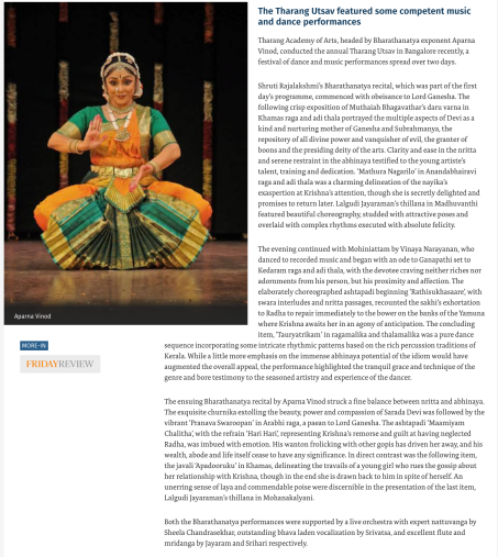 Tharang Utsav 2014 Write Up Hindu